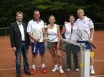 Dr. Grüber, Peter Graml, Marita Willmes, Christa Thörner, Achim Bieler